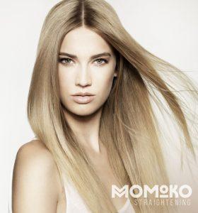 Momoko hair shaping