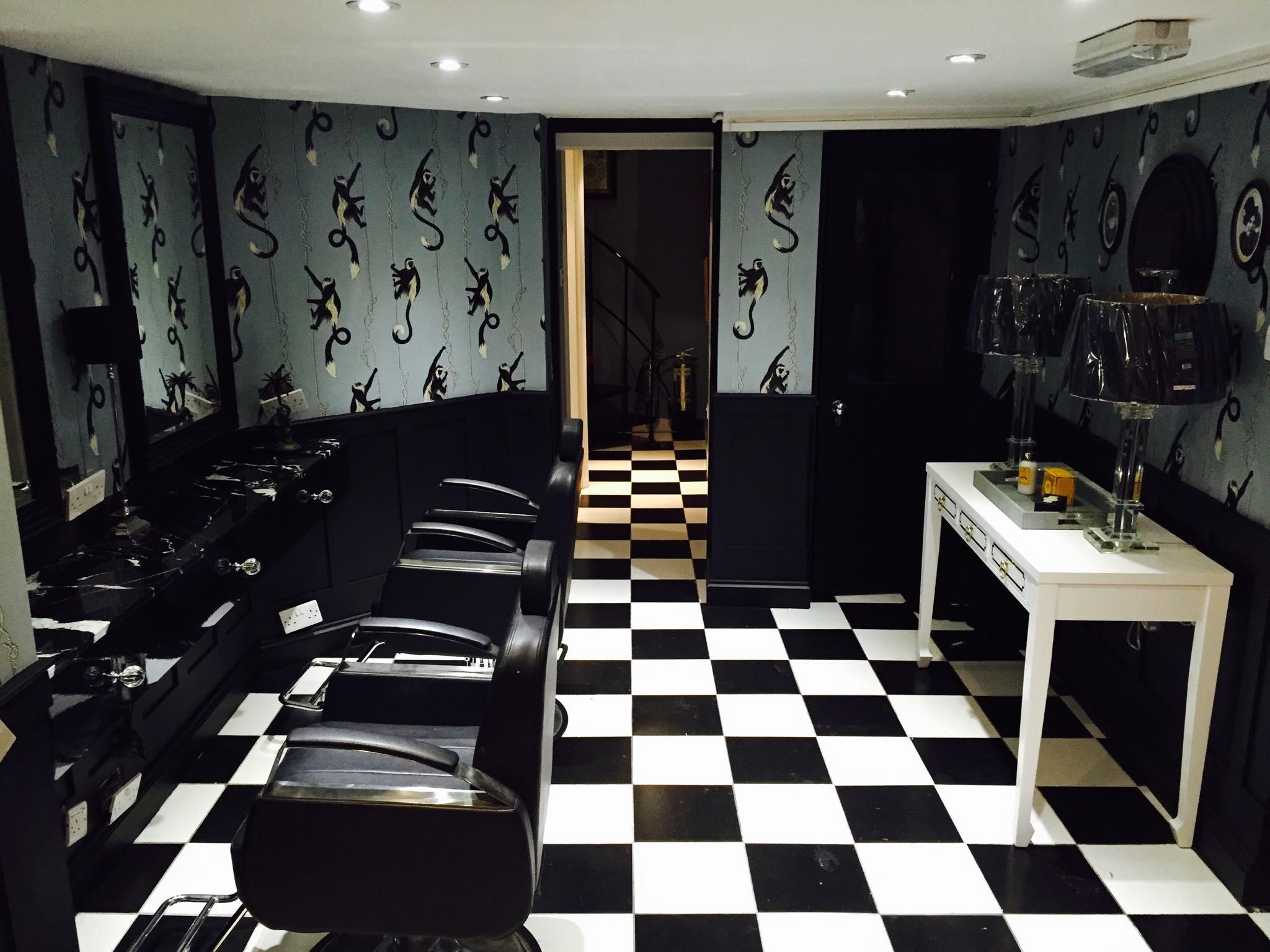 Groovy hair salon soho london om hair - London best hair salon ...