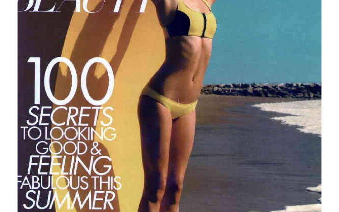Harper's Bazaar Beauty 100 Zoltan keratin treatment